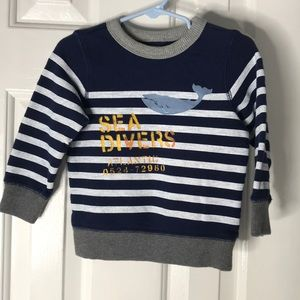 Like new Baby Gap sweatshirt